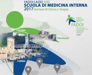 FADOI Lazio - Scuola di Medicina Interna 2017 (Seminari di Clinica e Terapia) @ Diverse , in base alla data