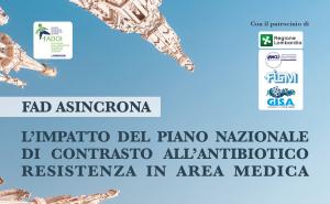 FAD FADOI Lombardia   L'impatto del piano nazionale di contrasto all'antibiotico resistenza in Area Medica @ FAD ASINCRONA