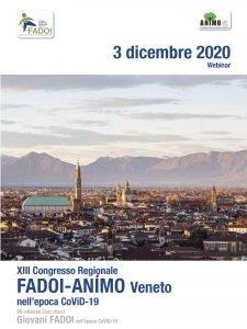 FADOI Veneto | XXIII Congresso Regionale 2020 @ WEBINAR LIVE | Vicenza | Veneto | Italia